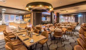 Restaurant Holiday Inn München Unterhaching