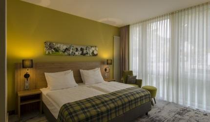 Zimmer Holiday Inn München-Unterhaching